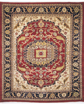 Sultanabad Collection S-30 con Red Blue