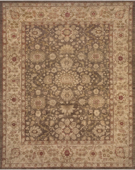 Sultanabad Collection N-111 con Brown Ivory