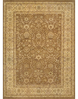 Sultanabad Collection N-157 con Camel Ivory