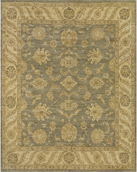 Sultanabad Collection N-41 con Light Blue Cream
