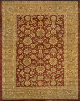 Sultanabad Collection N-54 con Red Gold