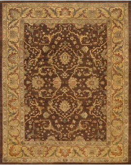 Sultanabad Collection N-70 con Brown Gold