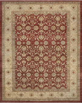Sultanabad Collection N-74 con Red Ivory