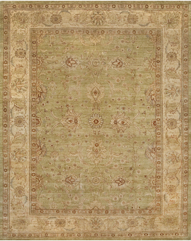 Sultanabad Collection N-97 con Light Green Light green