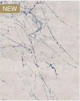 Charlotte's Work Ivory Blue YA 004 IVBL