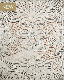 Kaleidoscope Beige / Gold YATF 001 BEGL
