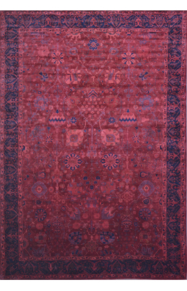 Overdyed Rug Collection-242316