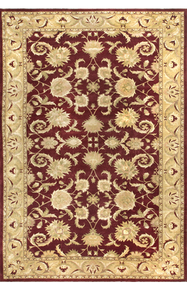 Sultanabad Red/Gold