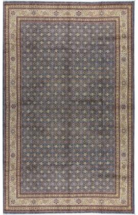 Manchuria Shapur Herati Blue / Beige