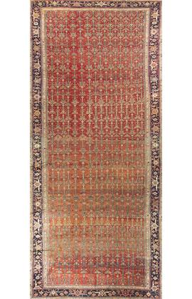 Antique Persian Heriz Circa 1890