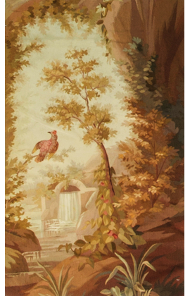 A French, Aubusson style Tapestry circa 1850.