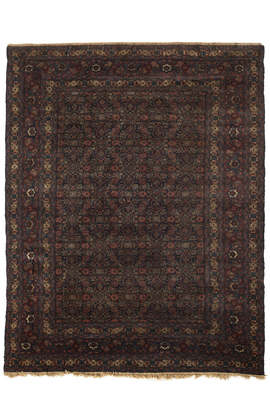 Antique Persian Senneh Rug circa 1900