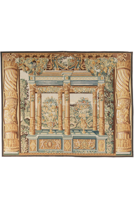 Recreation of a Late Sixteenth Century Brussels Design Tapestry