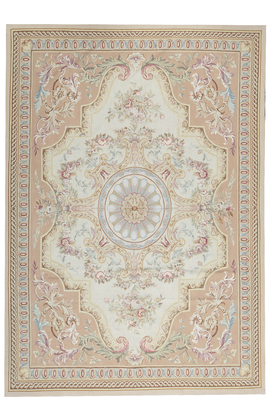 Aubusson AW-55 IVORY / BEIGE