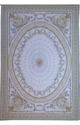 Renaissance Aubusson. Ivory/Beige