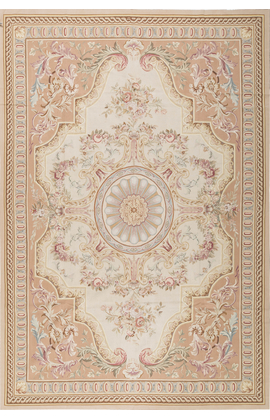 Aubusson AW-55 BROWN / BEIGE