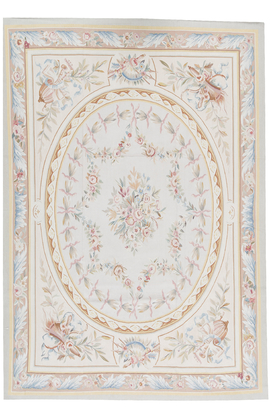 Aubusson AW-75 BEIGE  / BROWN