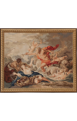 Recreation of a Classic 18th century mythological Tapestry