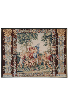 Recreation of a 17th Century Gobelins  Tapestry