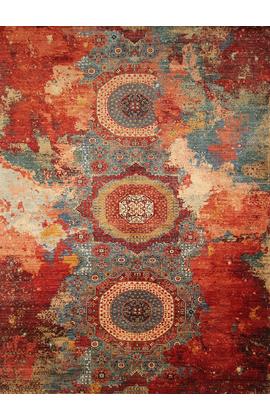 Aryana Mamluk  Red / Multi