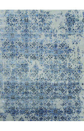 BROOKHAVEN DC120 SILVER / BLUE