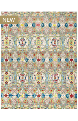 Canvas Art II 1238A Ivory Multi