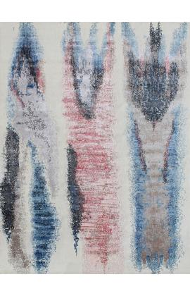 CANVAS ART KS148 BLUE / MULTI