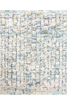 CANTERBURY SILK CTR02  SILVER / BLUE
