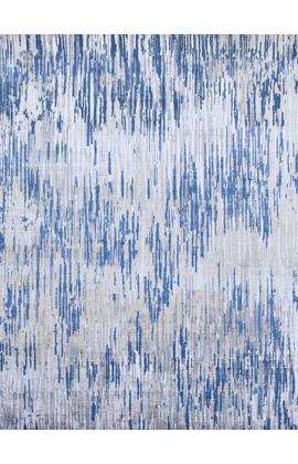 CANVAS ART J1031 SILVER / BLUE