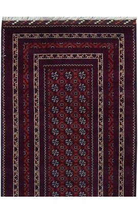 Afghan BASHI Red