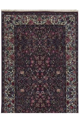 Shah Quality 1880L Plum / Ivory