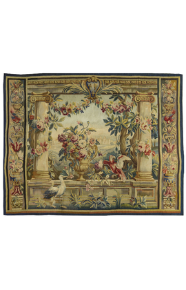 A French Late 19th Century Tapestry,