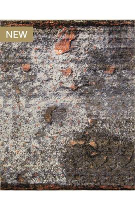 Neo Villa Collection AL611 Grey Rust