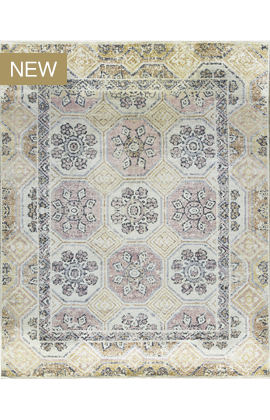 Neo Villa Collection MOS11 Ivory Multi