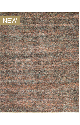 Neo Villa with Wool NEVW KN0MA CHARCOAL RUST