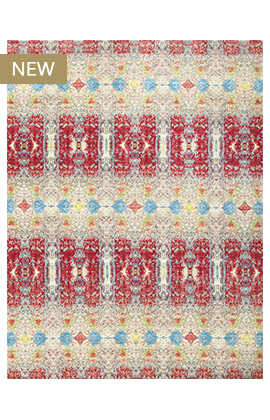 Canvas Art Select 1238A Red Beige