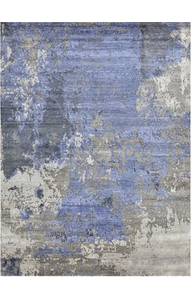 WINDSOM  F1202 SILVER / BLUE