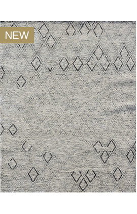 Moroccan Collection TZ002  BEIGE / GREY