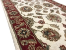 Crown Quality India MAGNO Ivory / Red