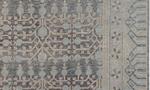 Turkestan Khotan  flint / lt grey