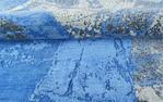 AURORA CH211 BLUE / IVORY