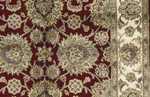 Royal Crown Magnolia HS105 Red / Ivory