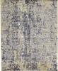 Modern Persia Ivory / Blue  YA002 IVBL
